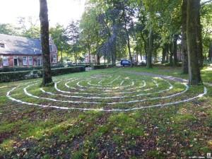 Overzicht van het Labyrinth